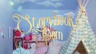 Storybook Room - Dulux Kids Bedrooms