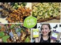 Hello Fresh Unboxing & Review | Healthy Meal Delivery! (Week 1)