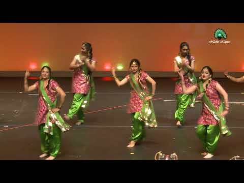 Dance by Nache Mayuri's  Jhankaar @ Nache Mayuri's JALWA 2017, December 2017