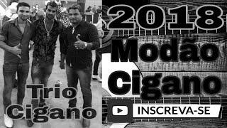 Trio Cigano 2018 /- CD completo