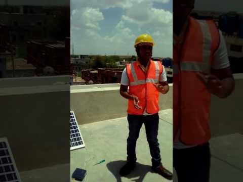 Solar Panel Istallation Technician Batch 2 Assessment
