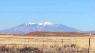 Day #189 (Leupp, Arizona) - Pastor Chick's Walk Across America