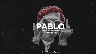 "🔥 [FREE] PISTA DE TRAP USO LIBRE - ""PABLO"" RAP/TRAP BEAT INSTRUMENTAL 2020"