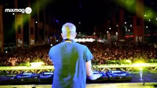 BEN KLOCK techno masterclass at Kappa FuturFestival