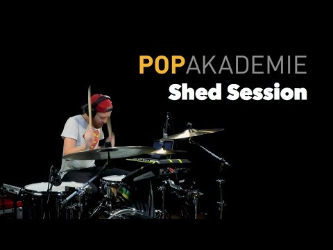 Popakademie Shed Session with JoJo Lange-Kabitz