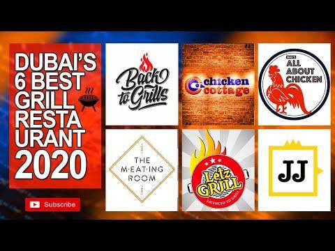 Best Grill Restaurant in Dubai | Best Barbeque, Grill Food in Dubai | Best Grill Shops in Dubai