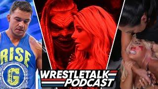 The Fiend ATTACKS Alexa Bliss?! WWE SmackDown July 31, 2020 Review   WrestleTalk Podcast