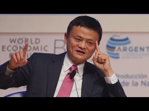 Alibaba's Jack Ma to step down in one year