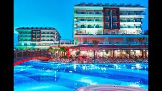 Adalya Ocean Deluxe 5 Адалия Оушен Делюкс Сиде Турция обзор отеля все включено