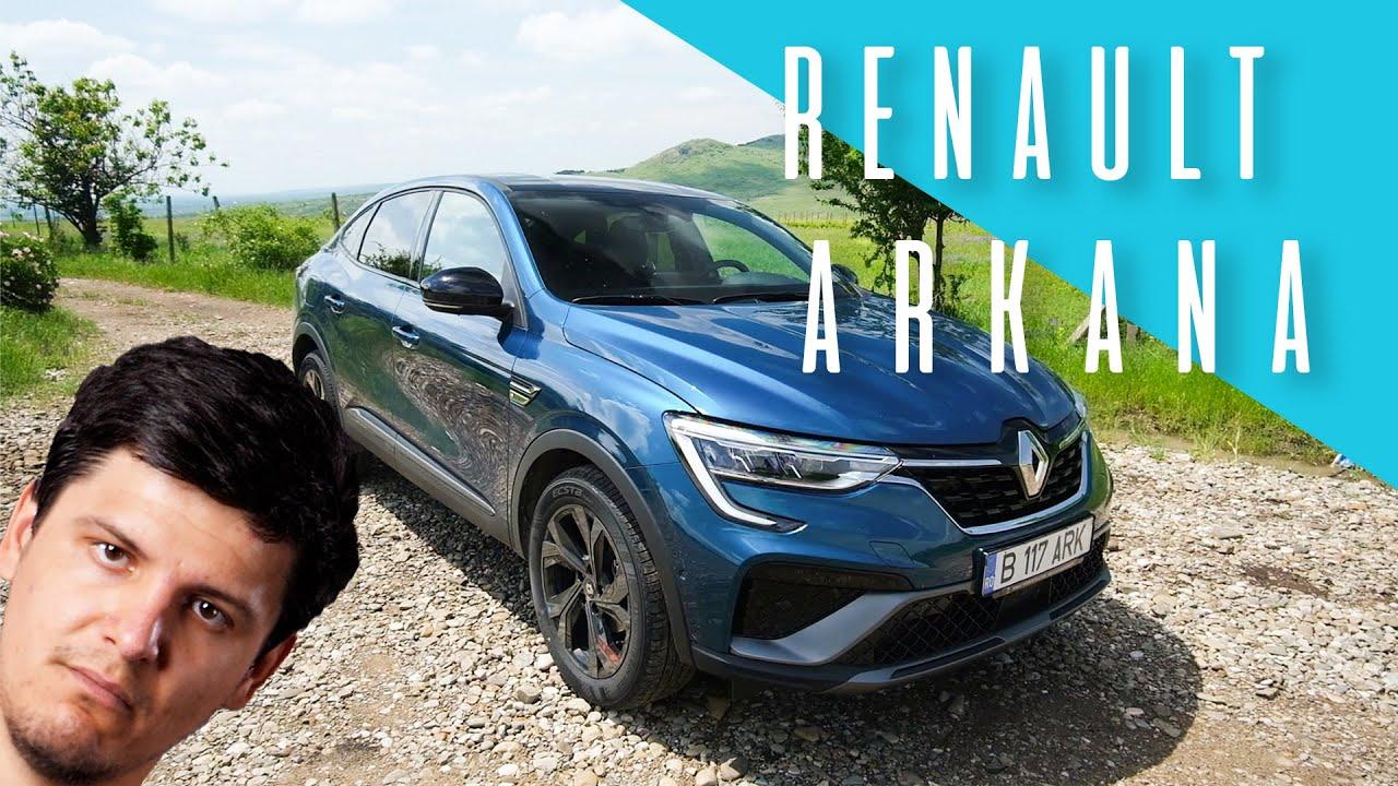 Renault Arkana TCe 140 EDC - Prim Contact - Cavaleria.ro