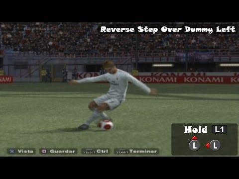 PES 2014 PS2 Tricks & Skills Tutorial HD