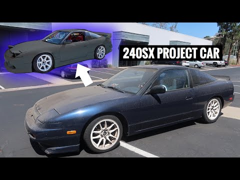 TURNING A $2000 240SX INTO A $10,000 240SX!