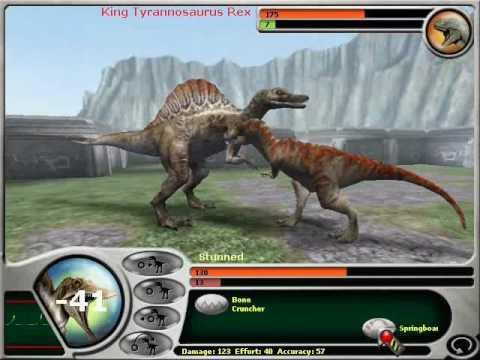 Life and death of a T-Rex | FunnyDog.TV | 480 x 360 jpeg 21kB