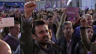 Spanish elections: Podemos, Ciudadanos and the new politics