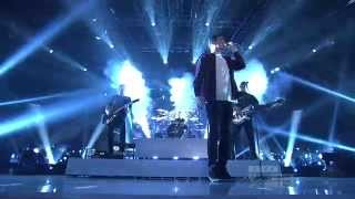 I Am Giant - (Live) Kiss From A Ghost @ X Factor NZ (HD)