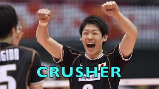 Yuki Ishikawa 石川祐希 (part 3) - Japan vs Australia FIVB 2015 World Cup Men's Volleyball Highlights