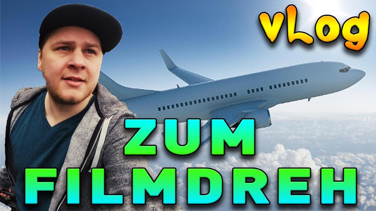 Zum Filmdreh  Moderne Helden Vlog  Gaming Laptops Für
