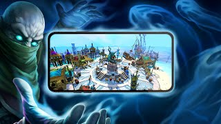 RuneScape - Out Now on Mobile!