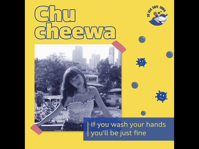 Chucheewa - If you wash your hands you'll be just fine