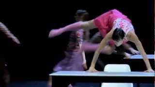 Final Fiction Tanzstück von Jan Pusch