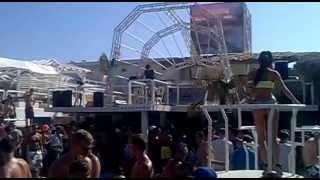 Plaza Zrce 2012