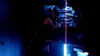 """Clueso+Bernewitz Trio+Paul Brody """"Dünnes Eis"""" am 11.11.09 Osnabrück"""