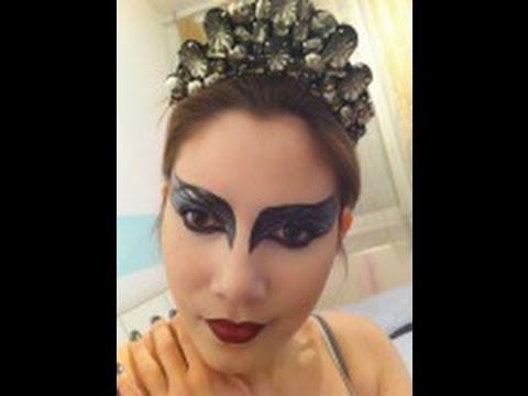 Fasching Karneval Black Swan Youtube