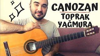 Canozan - Toprak Yağmura (Gitar Dersi).mp3