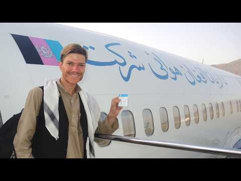 Jalalabad to Herat, Afghanistan Day 6