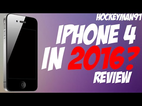 iPhone 4 in 2016? REVIEW