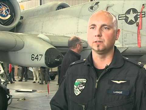 Spangdahlem Airmen work