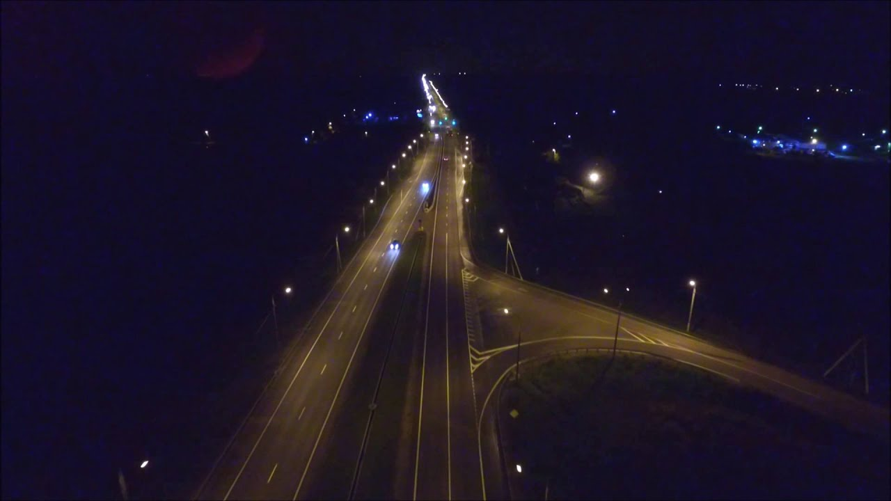 Ночная съемка dji phantom пульт дистанционного управления spark по себестоимости