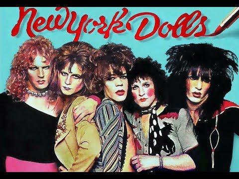 New York Dolls - Lipstick Killers
