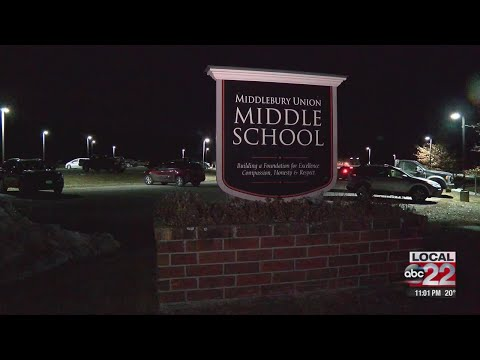 Police investigating alleged shooting threat at Middlebury Union Middle School