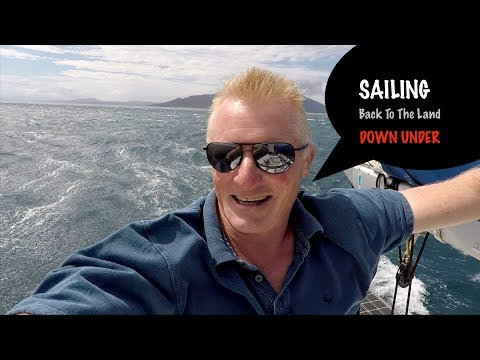 Sailing To The Land Down Under  - AGAIN