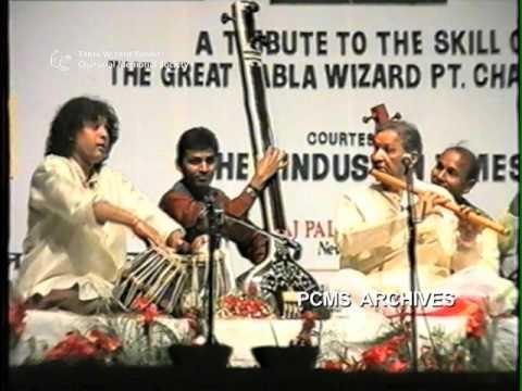 PCMS Archives : Pt. Hari Prasad Chaurasia & Ust. Zakir Hussain