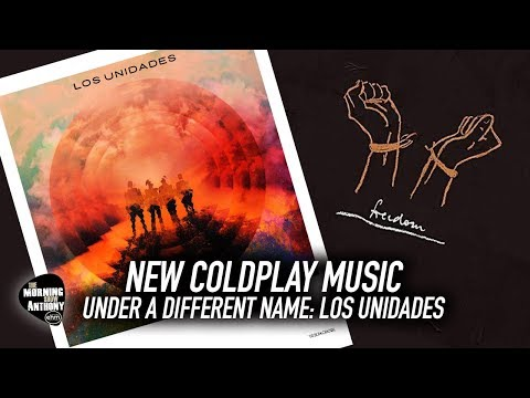 Coldplay New Music Under A Different Name: Los Unidades Mp3