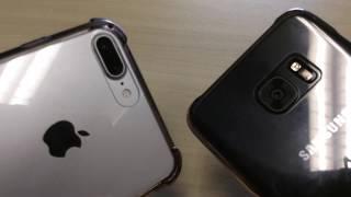 Galaxy S7 edge x iPhone 7 plus: Qual é o melhor?