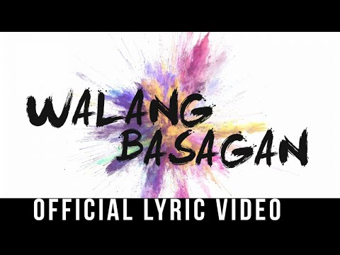 Rico Blanco - Walang Basagan ( Official Lyric Video )