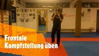 Kickboxtraining Woche1