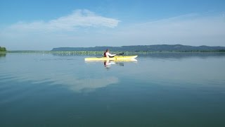 Upper Mississippi Wildlife Refuge: Kayak the Backwater