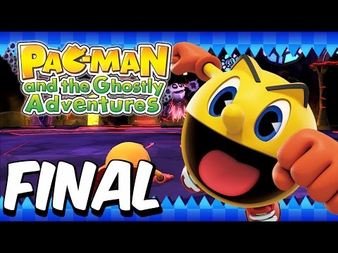 Pac-Man And The Ghostly Adventures (PC/Steam) | REDO | FINAL