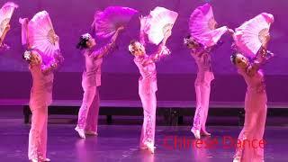 20180128, 萬錦春節晚會, Chinese Dance
