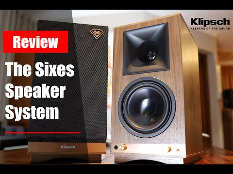 Review: Klipsch - The Sixes Heritage Wireless Speaker System