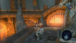 Classic Game Room - DARKSIDERS for OnLive review
