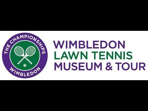 Step inside Wimbledon Lawn Tennis Museum