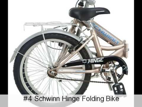 Top 5 Folding Bikes