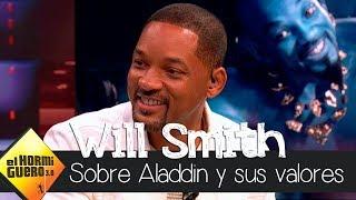 Will Smith, sobre 'Aladdin':