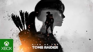 "Rise of the Tomb Raider - ""Legend Within"" TV Ad"