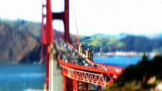sleep beat time lapse music video done with hdr tilt shift photography